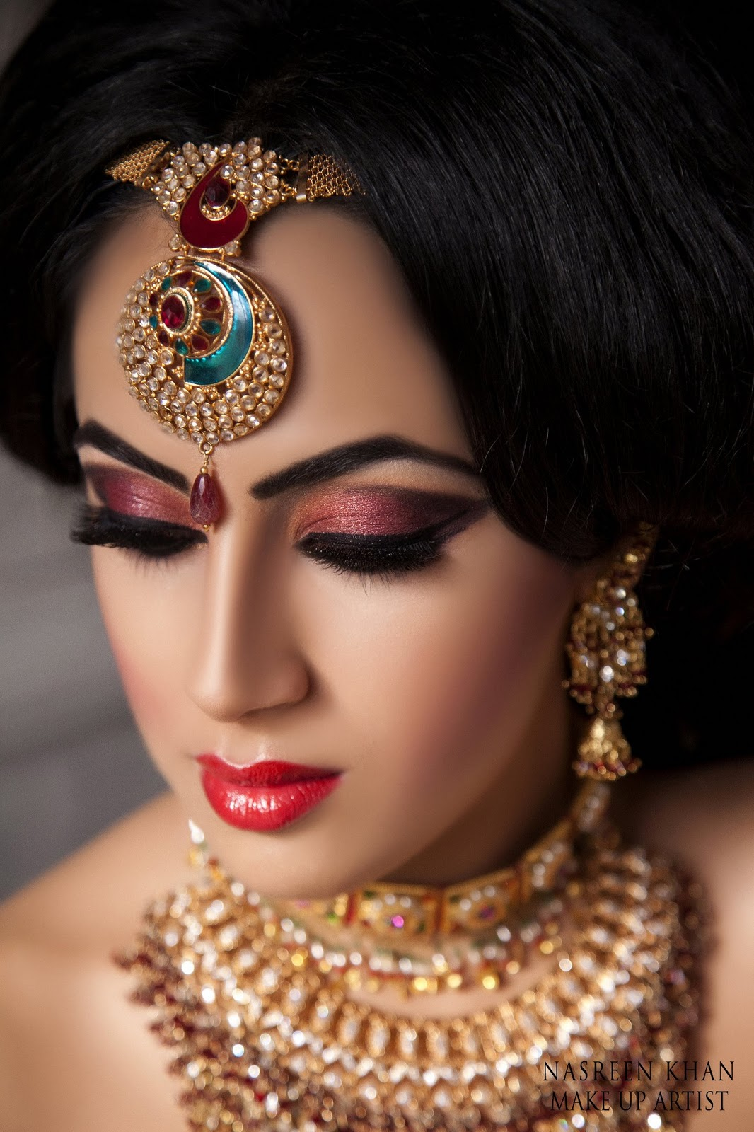 Bridal Makeup Ideas Pictures : Bridal Make-Up Course in Chandigarh